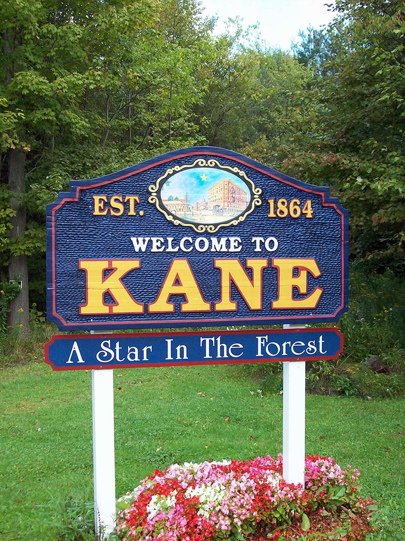 Kane Sign